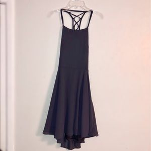 Lulu's Dusty Purple Short Dress